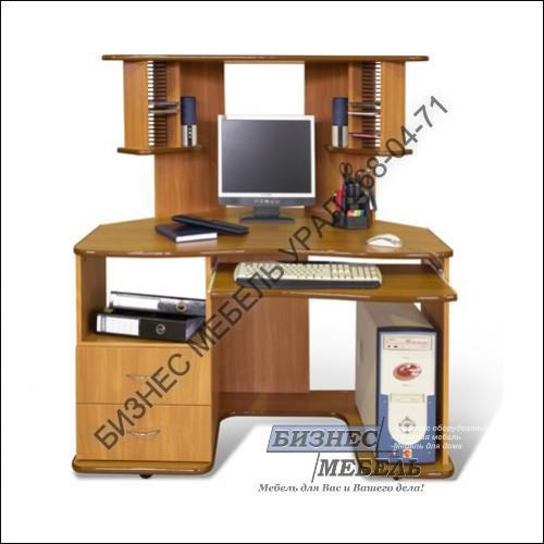 Угловой письменный стол, фото